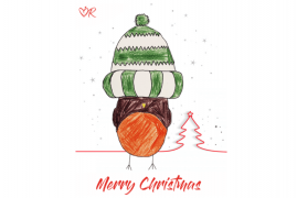 RUTH STRAUSS FOUNDATION CHRISTMAS CARDS NOW AVAILABLE
