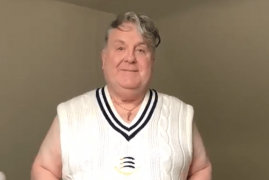 RUSSELL GRANT TALKS TO MIDDLESEX CRICKET FOR #PRIDEMONTH2020