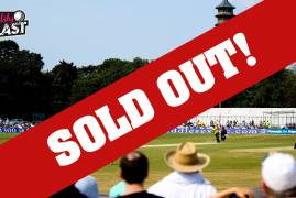 VITALITY BLAST MATCH VS SOMERSET AT OLD DEER PARK RICHMOND IS SOLD OUT
