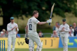 MATCH REPORT | MIDDLESEX v LEICESTERSHIRE