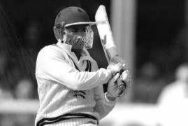 ROLAND BUTCHER REFLECTS ON A GLITTERING MIDDLESEX CAREER