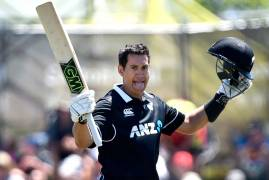 ROSS TAYLOR SIGNS FOR MIDDLESEX FOR ROYAL LONDON ONE-DAY CUP CAMPAIGN