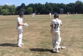 SECOND ELEVEN FRIENDLY VS SUSSEX - MATCH REPORT
