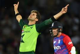 SHAHEEN SHAH AFRIDI IS JOINING MIDDLESEX CRICKET
