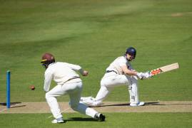 MATCH ACTION | DAY TWO V WORCESTERSHIRE