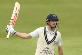 JOHN SIMPSON SIGNS CONTRACT EXTENSION WITH MIDDLESEX