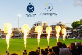 MIDDLESEX ANNOUNCES LONG-TERM PARTNERSHIP WITH SPORTING PAY