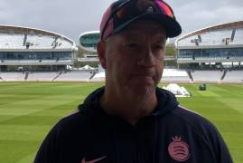 STUART LAW PREVIEWS HAMPSHIRE COUNTY CHAMPIONSHIP CLASH