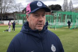 STUART LAW AHEAD OF SOMERSET OPENING CLASH