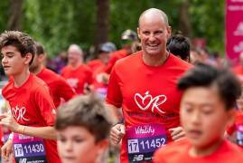 BE PART OF THE RUTH STRAUSS FOUNDATION FAMILY MILE