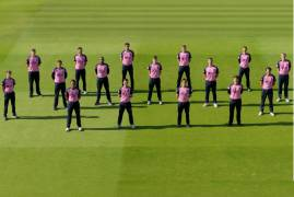 SQUAD NAMED TO FACE SUSSEX IN CRUCIAL VITALITY BLAST CLASH