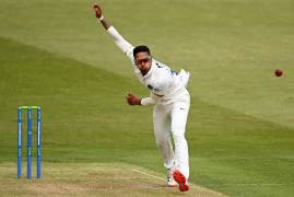 DAY FOUR MATCH ACTION | LEICESTERSHIRE V MIDDLESEX