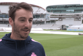CLOSE OF PLAY INTERVIEW | TOBY ROLAND-JONES