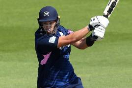 POST MATCH INTERVIEW WITH DEBUTANT ROSS TAYLOR AFTER VICTORY OVER RIVALS SURREY