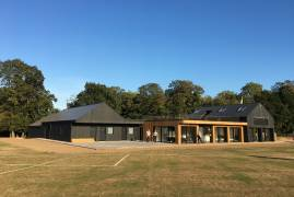 MIDDLESEX CHAMPIONSHIP MERGES WITH MIDDLESEX COUNTY CRICKET LEAGUE