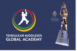 TENDULKAR MIDDLESEX GLOBAL ACADEMY VIDEO WINS PRESTIGIOUS INDUSTRY AWARD