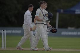 DAY THREE MATCH ACTION - MIDDLESEX V SUSSEX, BOB WILLIS TROPHY