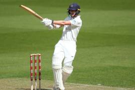 DAY ONE MATCH ACTION - SURREY VS MIDDLESEX,  BOB WILLIS TROPHY