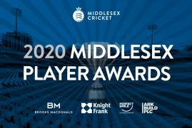 JOIN US FOR THE VIRTUAL 2020 MIDDLESEX PLAYER AWARDS