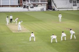 IMAGES FROM DAY 3 VS GLAMORGAN