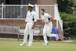 IMAGES OF OUR 2ND XI CHAMPIONSHIP MATCH VS HAMPSHIRE