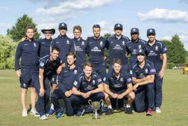 MIDDLESEX SECOND ELEVEN WIN IN THE TROPHY FINAL