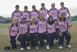 MIDDLESEX WOMEN'S 2019 SQUAD AND FIXTURES ANNOUNCED TODAY