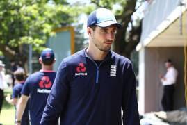 INJURY RULES STEVEN FINN OUT OF ASHES SERIES