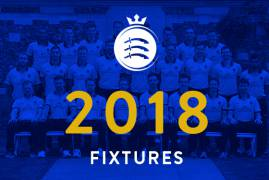 MIDDLESEX'S 2018 FIXTURE LIST IN FULL