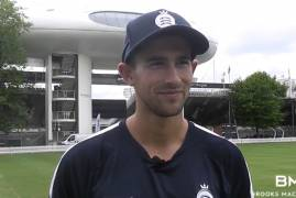 ASHTON AGAR ON MAKING HIS DEBUT TOMORROW AT LORD'S