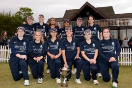 Middlesex Cricket appoints agency to deliver Women and Girls' Cricket strategy