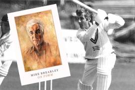 WIN A SIGNED COPY OF 'ON FORM' BY MIKE BREARLEY