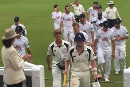 Middlesex v Hampshire: Day 4 Match Report