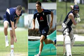 Roland-Jones, Gubbins and Helm to tour the Caribbean with the England Lions early in 2018