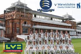 Middlesex CCC v Warwickshire CCC: Match Preview