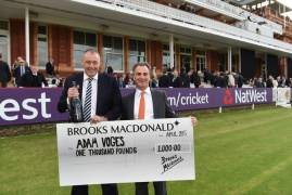 Brooks Macdonald Player of the Month for April: Adam Voges