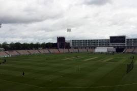 Hampshire v Middlesex: Day 3 Match Updates