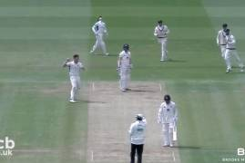 MIDDLESEX V GLOUCESTERSHIRE - DAY THREE ACTION