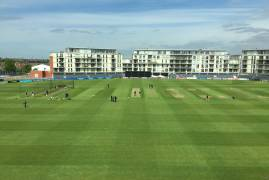 Gloucestershire v Mddlesex: Match Report