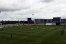 Hampshire v Middlesex Day 4: Watch & Listen