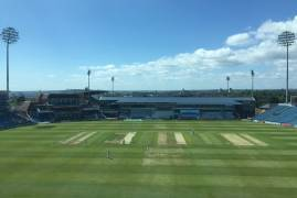 Yorkshire v Middlesex: Day 1 Watch & Listen