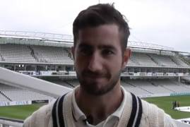 STEPHEN ESKINAZI TALKS US THROUGH DAY THREE AT LORD'S VS GLAMORGAN