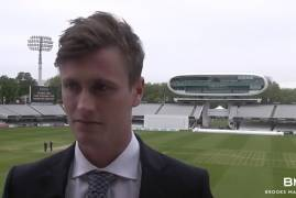 NICK GUBBINS REFLECTS ON A GOOD DAY FOR MIDDLESEX