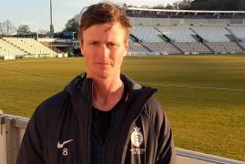 CLOSE OF PLAY INTERVIEW | NICK GUBBINS