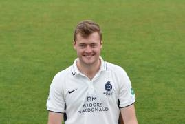 HELM SEALS 5 WICKET HAUL | GLAMORGAN v MIDDLESEX | DAY TWO INTERVIEW