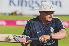 DAVE HOUGHTON TO JOIN DERBYSHIRE AS HEAD OF CRICKET