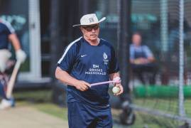 WEEKLY FEATURE - BATTING COACH DAVE HOUGHTON ASSESSES MIDDLESEX'S BATTING PERFORMANCES THIS SEASON