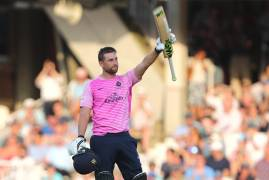 MALAN CENTURY SETS UP VICTORY | SURREY v MIDDLESEX | POST MATCH INTERVIEW