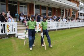 MIDDLESEX V THE AUSTRALIANS MATCH REPORT
