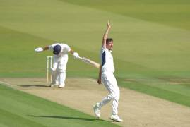 STEVEN FINN | DAY ONE INTERVIEW | MIDDLESEX v DURHAM